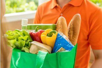 עמוד גלריה חלוקת מצרכי מזון